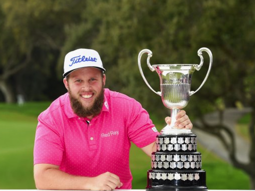 Congratulations Beef! 2016 Spanish Open Champion!